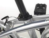 F209 Antraciet popal vouwfiets alluminium_